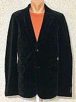 Пиджак велюровый черный Skotch & Soda (48)