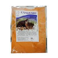 Премикс Сальвавит для несушек перепелов 0,5 кг Круг