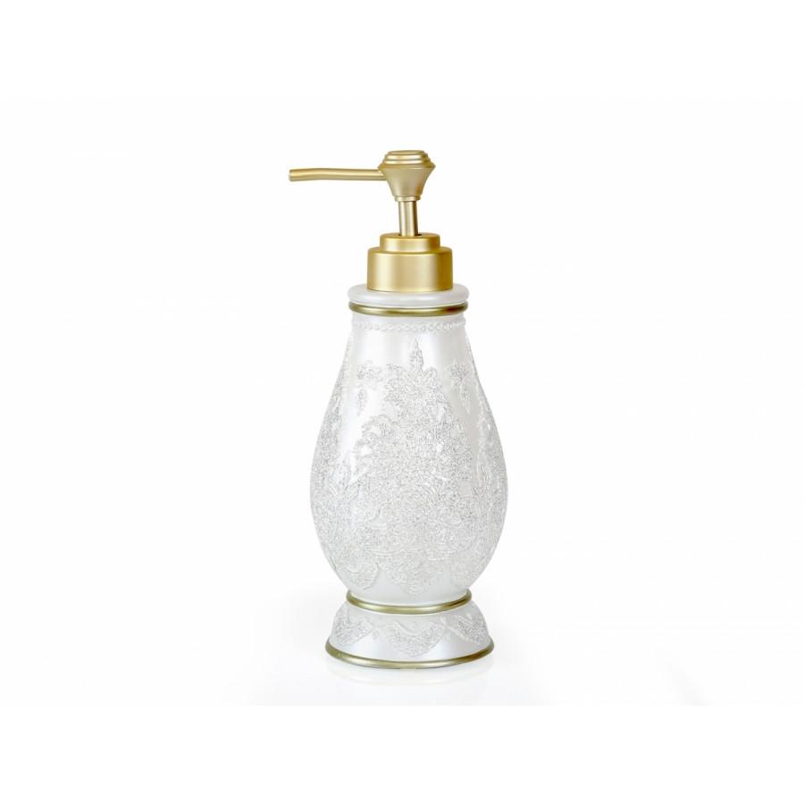 Дозатор для мыла Irya - New Matilda krem кремовый