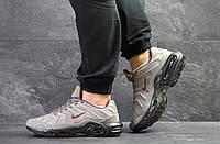 Кроссовки Nike air max Tn,текстиль,серые