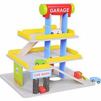 """Игровой набор Lelin """"Parking Garage"""""""