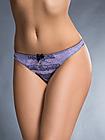 Трусы женские Acousma фиолетовый S T6356H, фото 2