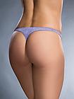 Трусы женские Acousma фиолетовый S T6356H, фото 3