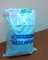 Щелкунчик гранула 5кг (мешок) приманка от мышей, крыс