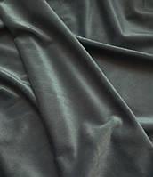 Плюш серый, фото 1