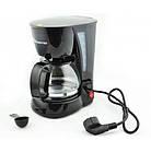 Капельная кофеварка DOMOTEC MS 0707, фото 4