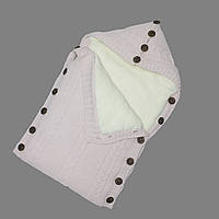 Плед-конверт для новорожденных.