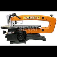 Лобзиковый станок WorkMan 18V, фото 1