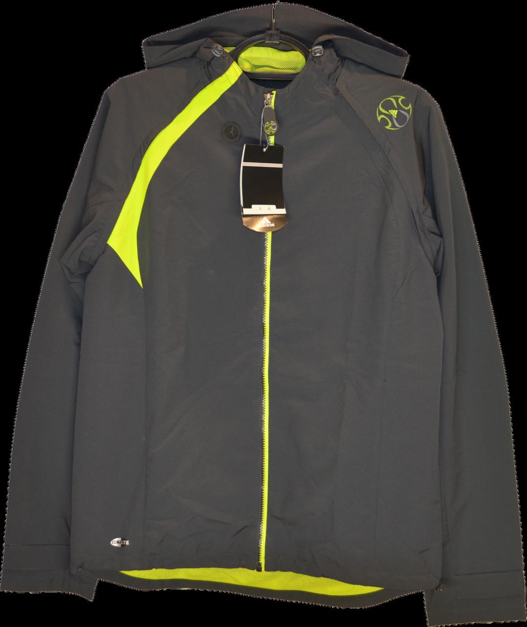 Мужская ветровка-жилетка Adidas ClimaLite F50.