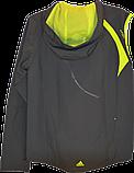 Мужская ветровка-жилетка Adidas ClimaLite F50., фото 10