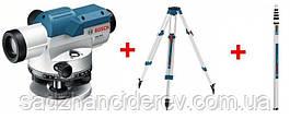 Оптический нивелир Bosch GOL 20 D Set (0601068402)