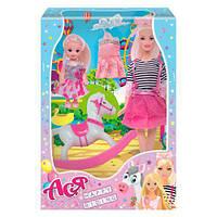 "Кукла Ася ""Happy Riding"" с аксессуарами 35104 7Toys (TC119106)"