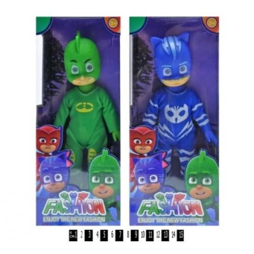 Герой PJ Masks музыкальный в коробке 3 вида PL045 р.28 * 12 * 6 5см.