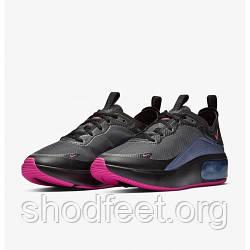 Женские кроссовки Nike Air Max Dia SE Black Purple