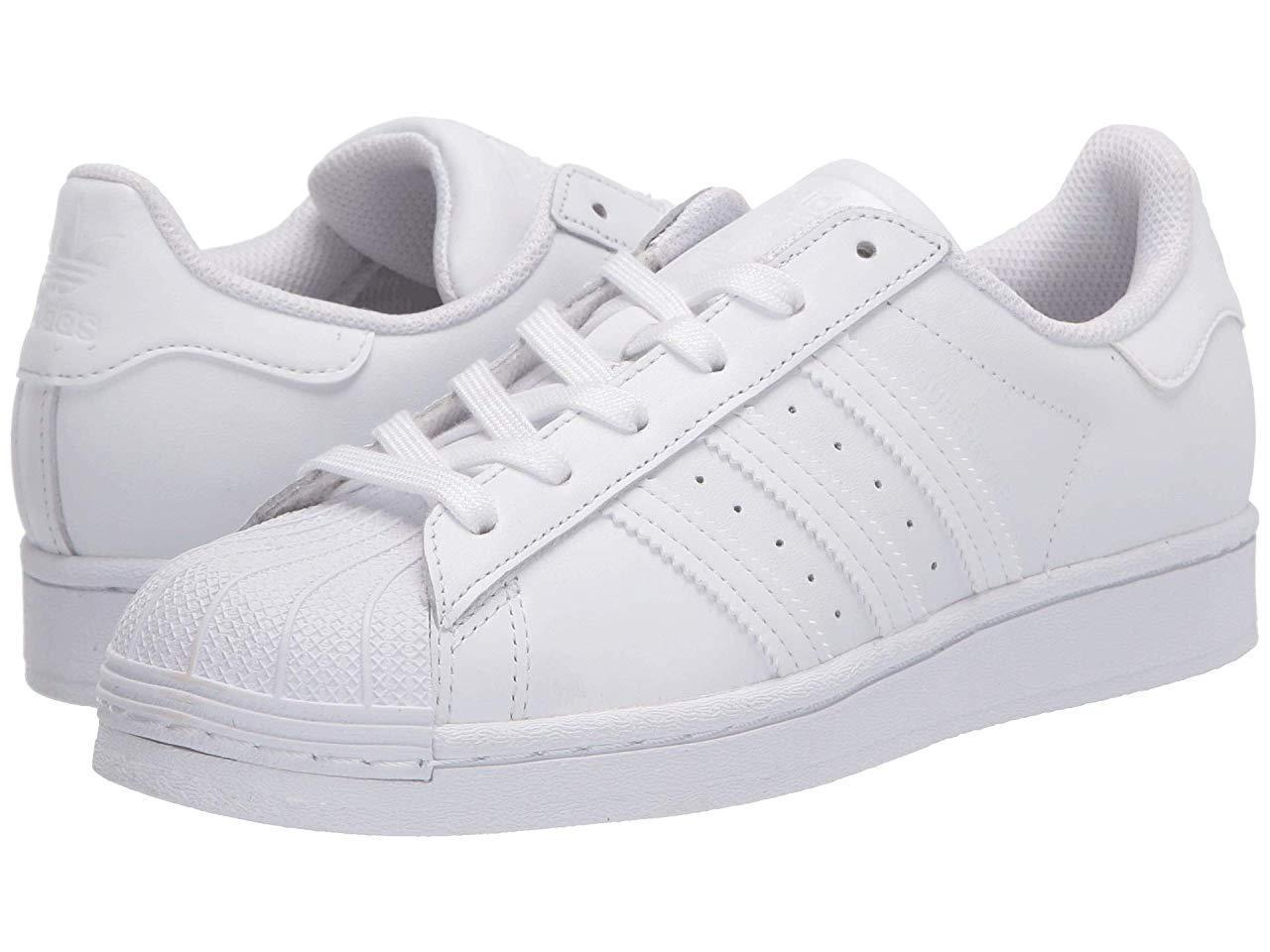 Кроссовки/Кеды adidas Originals Superstar W Footwear White/Footwear White/Footwear White