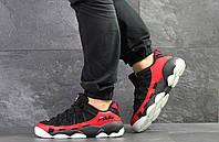 Мужские кроссовки Fila Heritage Studio Spaghetti,черные с красным