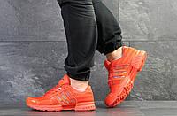 Кроссовки мужские Adidas Clima Cool,сетка,оранжевые