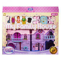 Кукольный домик My familly house Кв-103 7Toys (TC123125)