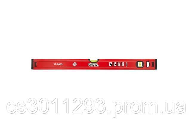 Уровень Mastertool - 600 мм PROF, фото 2