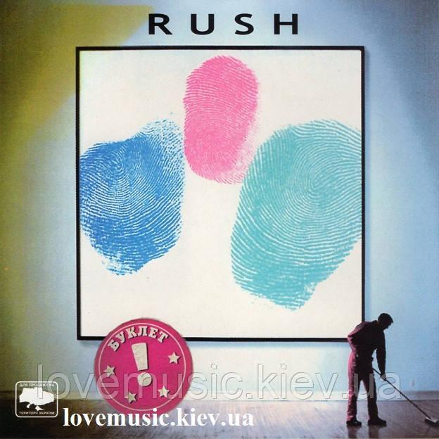 Музичний сд диск RUSH Retrospective vol.2 1981-1987 (1997) (audio cd)