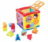 "Интерактивная игрушка ""Куб-сортер"" BeBeLino 58162 ( TC119081)"