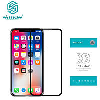 Защитное стекло Nillkin XD CP+ Max для iPhone XS Max закругленные края, фото 1