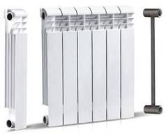 Радиатор биметалл Summer 10 секций 500/76
