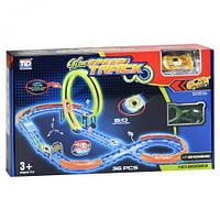 """Детский игровой трек """"Glow Track"""" 7Toys 89923 ( TC123046)"""