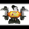Точило WorkMan TDS-G200VLD с регулировкой оборотов