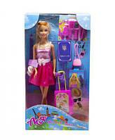 "Кукла Ася ""Weekend Travel"" с аксессуарами 7Toys 35137 ( TC119067)"