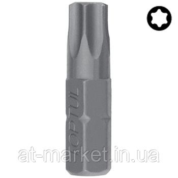 Насадка 10мм L-30мм TORX T20  TOPTUL FSEA1220