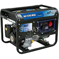 Бензиновый генератор AGT 8203 MSB, фото 1