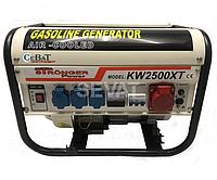 Бензиновый генератор Stronger KW2500XT, фото 1