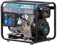 Дизельный генератор Konner & Sohnen KS 6100 HDE