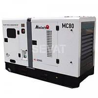Дизельный генератор Matari MC 80