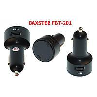 ФМ-модулятор с функцией громкой связи BAXSTER FBT-201