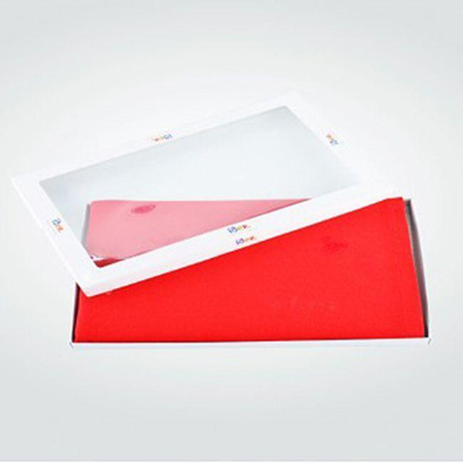 Наскатерник Премьер - скатерть-дорожка Красный 2