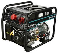 Бензиновый генератор Hyundai HHY 10000FE-3 ATS, фото 1