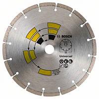 Универсальный алмазный диск Bosch Eco Universal 230x22,23 мм  (2609256403)