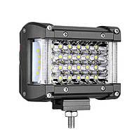 Фара робочого додаткового світла COMBO  ETC LED 36Вт, 3000 Лм, комбо  (розсіяне світло )
