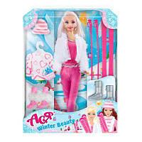 "Кукла ""Ася"" (горнолыжный курорт) 7Toys 35129 ( TC119115)"