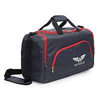 Дорожная сумка средняя WINGS TB1006 M, фото 1