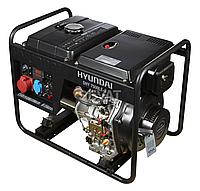 Дизельный генератор Hyundai DHY7500LE-3, фото 1