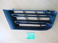 Renault Scenic II Lift 06-09 1013577 решетка радиатора правая номер 86 в наличии
