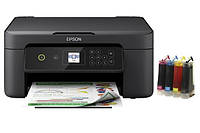 МФУ Epson Expression Home XP-3100 с СНПЧ
