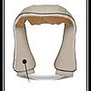 Роликовый массажер для шеи и плеч с ИК-прогревом Massager of Neck Kneading, фото 3