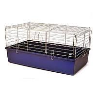 """Клетка для кролика """"Кролик  100"""" цинк"""