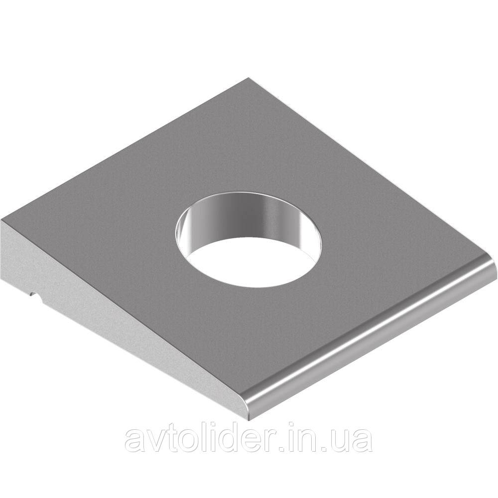DIN 435 (ГОСТ 10906-78) : нержавеющая шайба косая квадратная