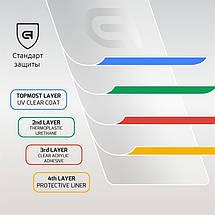 Защитное стекло Armorstandart для Xiaomi Redmi 4A Black (ARM49398-GFS-BK), фото 2