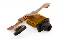 Шлейф Sony D5803, D5833 Xperia Z3 Compact с датчиком приближения и разьемом наушников